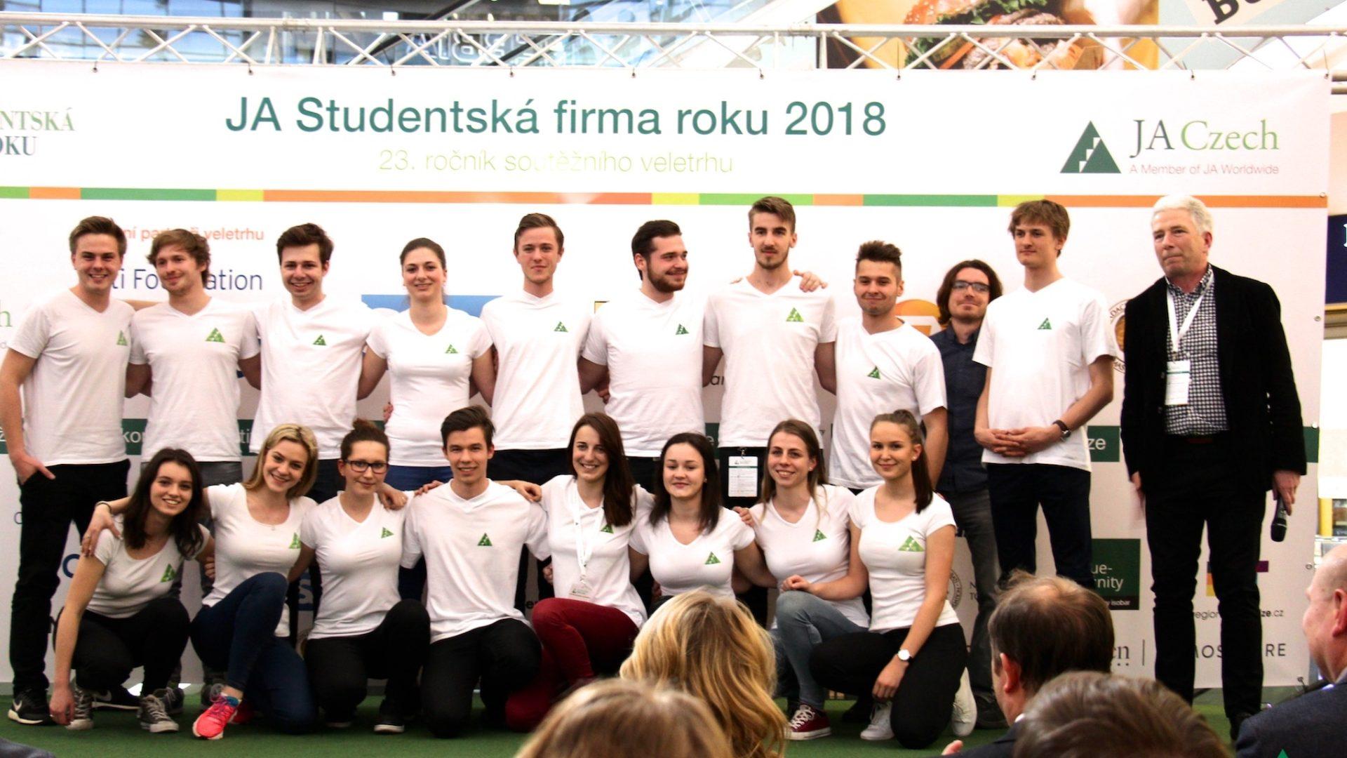 JA Alumni Czech